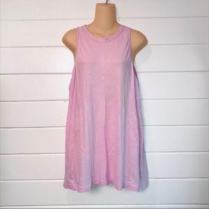 {Athleta} purple sleeveless